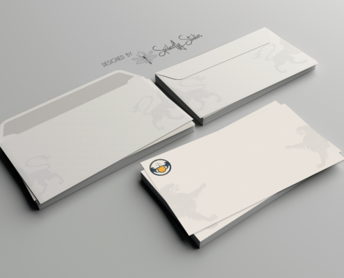 National 1L Council Envelopes - Spiderfly Studios