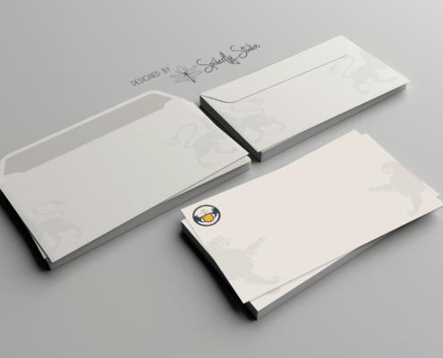 National 1L Council Envelopes - Spiderfly Studios