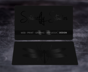 Premium Business Cards w/Spot UV