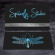 Akuafoil Business Cards - Spiderfly Studios
