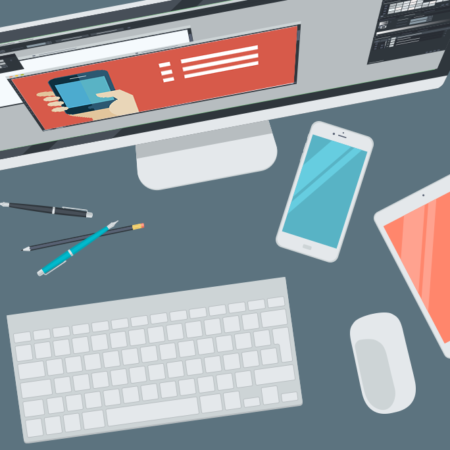 Custom App Promo Design - Spiderfly Studios