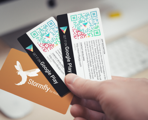 App Promo Cards
