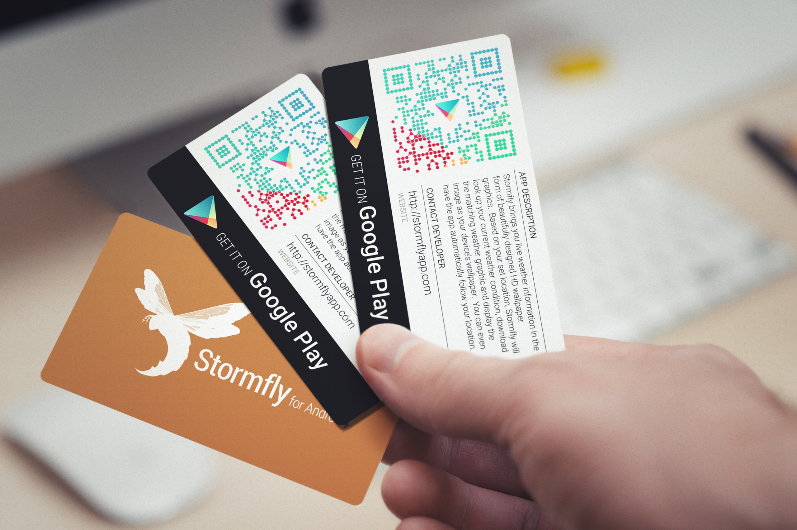 Pre-designed Business Cards – Spiderfly Studios