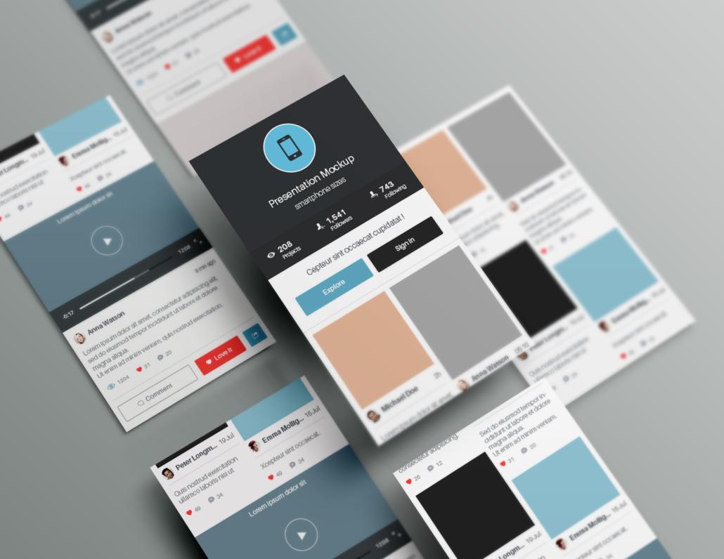 Custom App UI