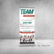 TEAM Retractable Banner - Spiderfly Studios