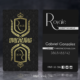 Royale Marketing Group Business Cards - Spiderfly Studios