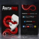 Phantum Viper Business Cards - Spiderfly Studios