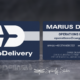 Cargo Delivery Business Cards - Spiderfly Studios