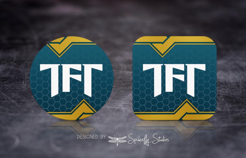TFT Helper Launcher Icon - Spiderfly Studios