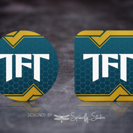 TFT Helper Launcher Icon - Spiderfly Studios