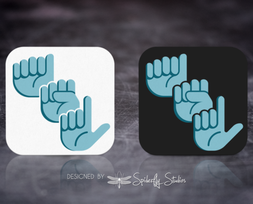 ASL Launcher Icon - Spiderfly Studios