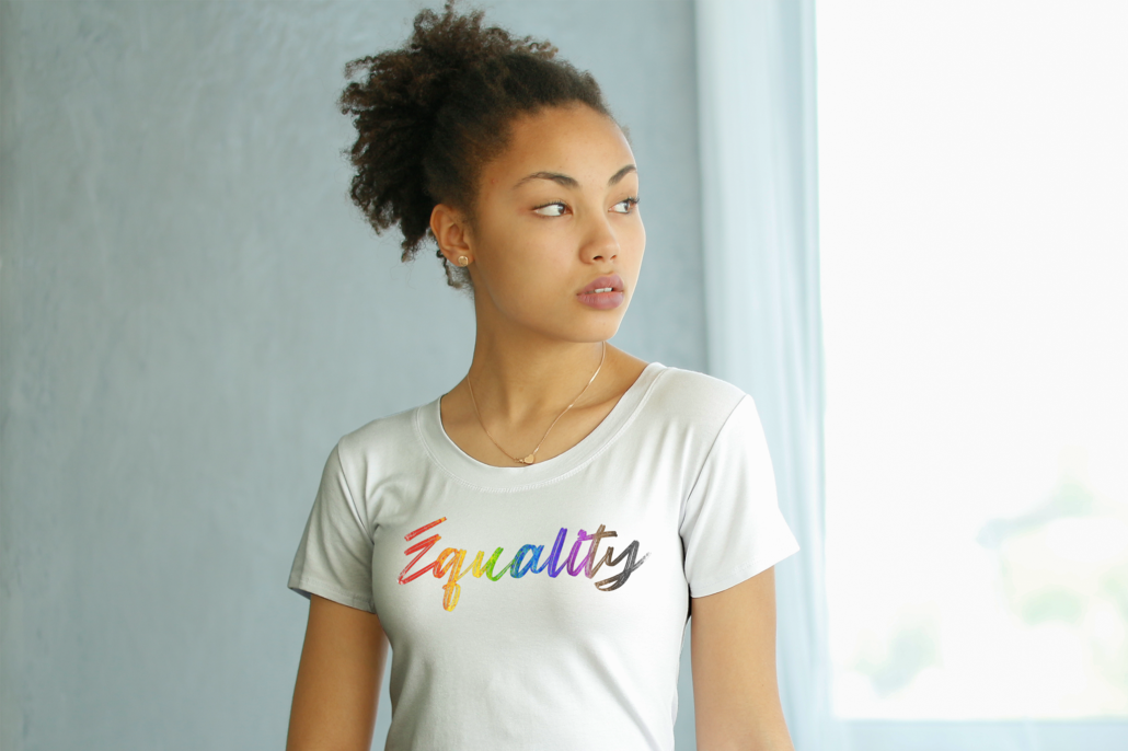 Equality T-shirt - Spiderfly Studios