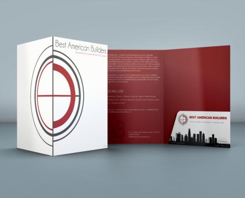 Best American Builders Folder - Spiderfly Studios