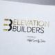 Elevation Builders Logo Design - Spiderfly Studios