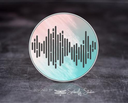 GloTalk Launcher Icon - Spiderfly Studios