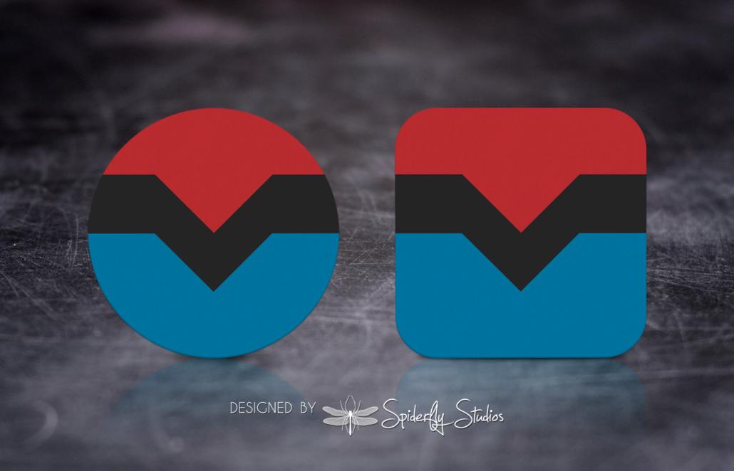 MetricBox Launcher Icon - Spiderfly Studios