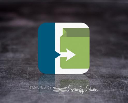 BOL Shopify Sync Launcher Icon - Spiderfly Studios