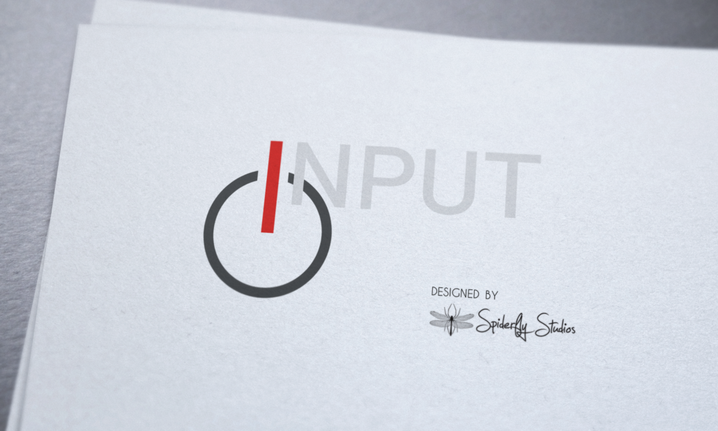 Input Movement Logo - Spiderfly Studios