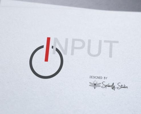 Input Movement Logo - Spiderfly Studios