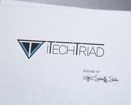 iTechTriad Logo - Spiderfly Studios