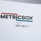 MetricBox Logo - Spiderfly Studios