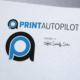 Print AutoPilot Logo Design - Spiderfly Studios