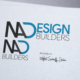 NA Design Builders Logo Design - Spiderfly Studios