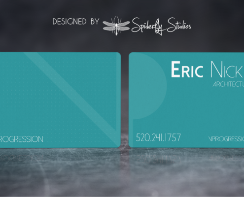 Vector Progression Business Card