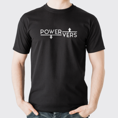 Power Vers T-shirt - Spiderfly Studios