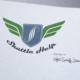 Shuttle Help Logo - Spiderfly Studios