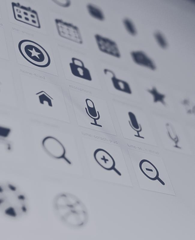 App UI Icons - Spiderfly Studios