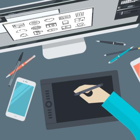 Custom App UI Icons - Spiderfly Studios